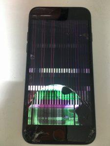 LCD broken iPhone7