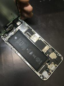 iPhone6バッテリー