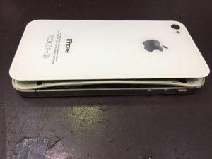 iPhone4sバッテリー交換前