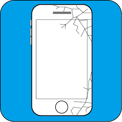 ガラス割れ交換修理