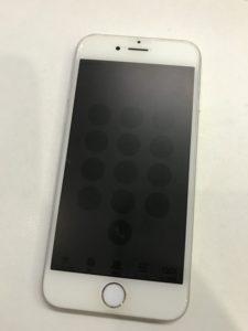 ほぼ真っ暗なiPhoneSE