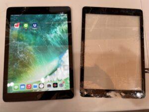 デジタイザー交換でiPad5修理完了しました!